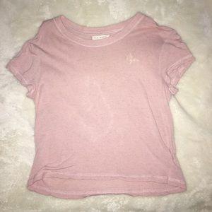 A cute light pink top